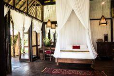 Bambu Indah - Elora House bedroom - Tai Power Seeff Photography