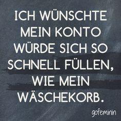 #spruch #zitat #quote #sprüche #spruchdestages Mehr Sprüche gibt's auf gofeminin.de! Words Quotes, Life Quotes, Sayings, True Words, Word Up, Life Humor, Text Messages, Word Pictures, Cool Words