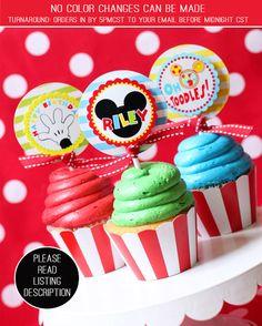 Mickey Mouse Birthda