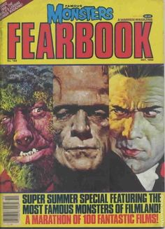"""I know this isn't what the makers intended, but can't you just see the possibilities for social media in creating a """"Fearbook"""" page?"""
