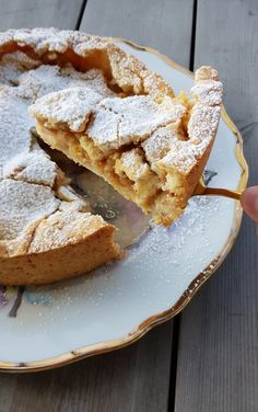 Gluten Free Treats, Gluten Free Baking, Vegan Gluten Free, Gluten Free Recipes, No Bake Desserts, Just Desserts, Scandinavian Food, Sweet Pie, Piece Of Cakes
