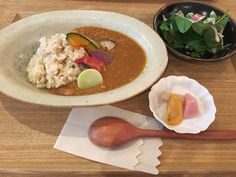BROWN RICECheck out the information about Vegetable dishes restaurants in Omotesando at Tabelog! It's full of real information like reviews, ratings, and photos posted by users! It also has enough detailed information like maps and menus.