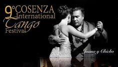 9° Cosenza International Tango Festival - Dal 16 al 19 novembre 2017 alle ore 19.00 nell'Hotel San Francesco, Rende (CS)   - http://www.eventiincalabria.it/eventi/9-cosenza-international-tango-festival/