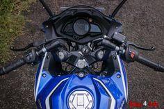Bajaj Pulsar Rs 200 LED Switchgear and Cockpit Bike Photo, Driving Test, Photo Galleries, Led