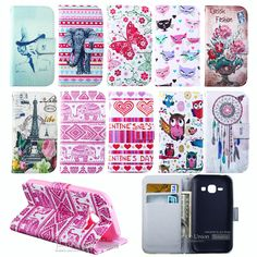 G530 Case Brand Flip PU Leather Cover For Samsung Galaxy Grand Prime G530 G530H G530W G531 G531H Phone Case with Card Slot Bag