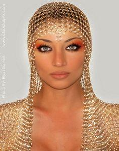 Cleopatra Headdress | cleopatra head dress