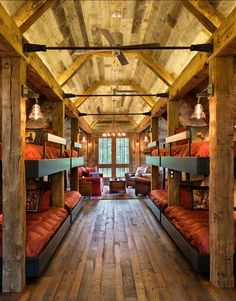 Gorgeous Rustic Cabin Interior Idea (22)