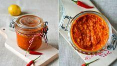 Máte-li rádi řízné jídlo, již dávno víte, co harissa. Pesto, Pickles, Food And Drink, Ethnic Recipes, Pickle, Pickling
