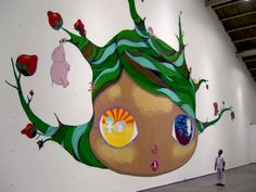 Beyond Banksy Project / Nina Pandolfo - 2008 - Thanks to Camila Baptisti!