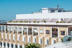 Exterior Hotel ATH Al-Medina Wellness 4 estrellas en Medina-Sidonia, Cádiz, España.