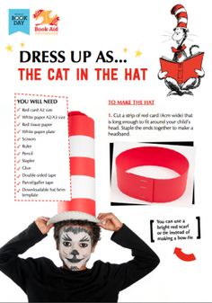 Dressing up resources for World Book Day | Book Aid International