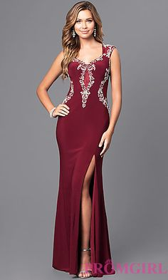 Shop long prom dresses and formal gowns for prom 2020 at PromGirl. Prom ball gowns, long evening dresses, mermaid prom dresses, long dresses for prom, and 2020 prom dresses. Senior Prom Dresses, Pageant Dresses, Ball Dresses, Evening Dresses, Club Dresses, Party Wear Long Gowns, Long Prom Gowns, Beautiful Evening Gowns, Gown Pattern