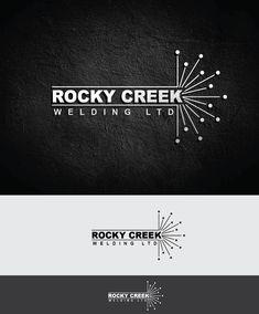 Logo Design by alizainbarkat for Rocky Creek Welding Ltd logo design - Design #4561404