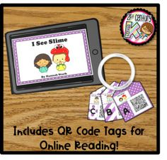** THIS RESOURCE IS UPDATED FOR DISTANCE LEARNING - **Editable PowerPoint Slide Show AND Link to a Google Slide Deck so that online versions of leveled texts can be shared with students and families digitally.** Teaching Phonics, Phonics Activities, Books For Beginning Readers, Reading Recovery, Alphabet Phonics, Leveled Books, Guided Reading Levels, Common Core Ela, Kindergarten Books