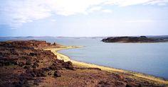 Kenya 02 Parques nacionales del Lago Turkana El lago Turkana es el más salino de los grandes lagos de África y constituye un laboratorio excepcional para el estudio de diferentes comunidades de plantas y animales. Formado por tres parques nacionales,