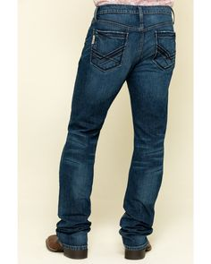 Cut Jeans Mens, Mens Bootcut Jeans, Jeans Pants, Jeans And Boots, Cody James, Denim Fashion, Stretch Jeans, Christmas Ideas, Barn