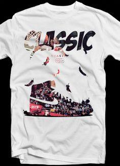 Beastin' x Air Jordan Tees