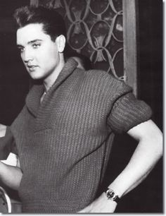 First, there was Elvis.