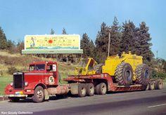 haevy+haul | Big John was a special built heavy hauling unit. Big John refers to ...