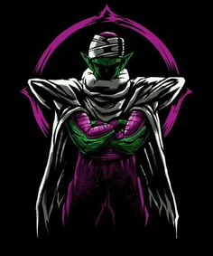 Piccolo...powerful namenkian