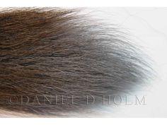 Bucktail (stykke) - Baitfish grey