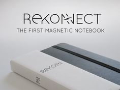 The first magnetic journal with removable and reattachable pages.