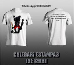 Calegari estampas: THE SHIRT DOGS