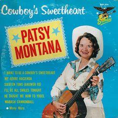 Patsy Montana - Starday #SLP-376