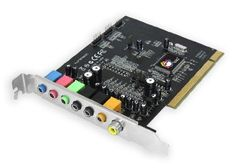 SIIG SoundWave 7.1 PCI Sound Card IC-710012-S2 - http://21stpc.com/internal-sound-cards/siig-soundwave-7-1-pci-sound-card-ic-710012-s2/