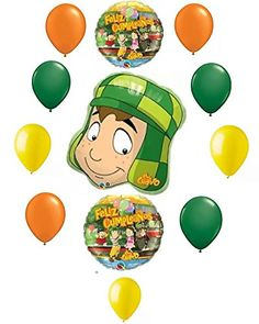 El Chavo Del 8 Party Balloon Decoration Kit