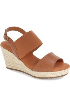Gentle Souls 'Kara' Wedge Sandal (Women) available at #Nordstrom
