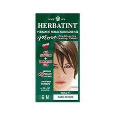 Herbatint Dark Blonde 6N 120ml