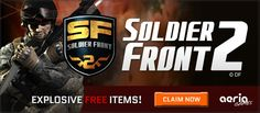 "Soldier Front 2 Beta has launched. Claim your free item pack: ""Elite Soldier"" now at DevilsMMO."