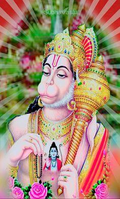 Shree Hanumanji 🙏🏻🌈 ⭐️ॐ.....z❤️NSpiceC🌶🦋Nov2018~*💕