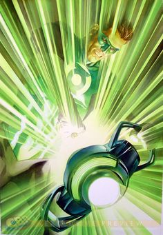 Green Lantern | Alex Ross