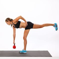 Toning and strengthening exercises for your #glutes that don't include #squats