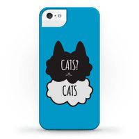 Cats? Cats Phonecase