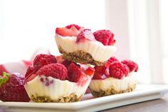 Wenig Kalorien, viel Geschmack und super schnell gemacht: Nach diesen FroYo Bites Rezepten werdet ihr verrückt sein!