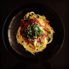 Recipe for a Classic Spaghetti Bolognaise