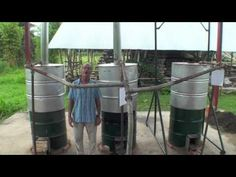 Rob Lerner of Biochar Costa Rica shows, in this 10-minute video, his hybrid design for pyrolysis and condensation of flue gases in producing biochar and useful byproducts.  Gets down to specifics after an introduction by Jimi Hendrix.