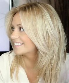 Most Fashionable Medium Blonde Haircut Styles for Women to Look Sweet and Stylish Most Fashionable Medium Blonde Haircut Styles for Women to Look Sweet and Stylish. Most of The Women Have Mid Length Hairstyles With Most Styling Techniques. Here are Most Adorable Medium Hairstyles for Women With Blonde and Platinum Blonde Look.