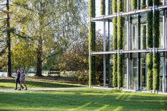 Gallery of VU Botanical Garden Laboratory / Paleko architektu studija - 9