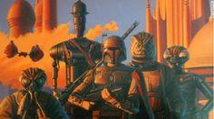 The Gallifreyan Gazette: Legendary Star Wars Concept Artist Ralph McQuarrie...