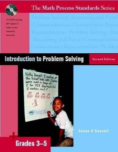 Introduction to Problem Solving, Second Edition, Grades 3-5 (Math Process Standards)