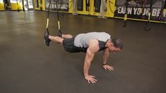 TRX Moves of the Week: Functional Training Ep. 15 Fast Weight Loss, How To Lose Weight Fast, Trx Class, Suspension Training, Functional Training, Fad Diets, Back Exercises, Strength Training, Back Pain