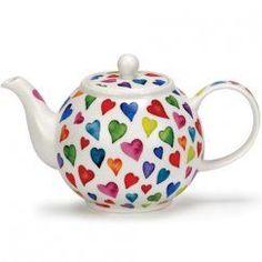 Konvice na čaj 1.2 l - Warm Hearts