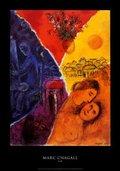 Marc Chagall, Posters and Prints at Art.com