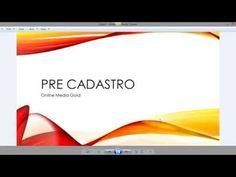 LANÇAMENTO - FREE, Pre Cadastro e Registo na 'OMG' :- ONLINE MEDIA GOLD -: