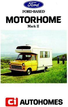 Ford Transit Camper by CI Autohomes Ford Transit Camper, Truck Camper, Car Ford, Ford Trucks, Auto Ford, Vintage Campers Trailers, Camper Trailers, Retro Ads, Vintage Advertisements