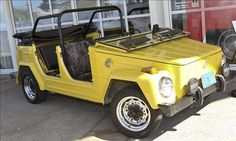 Volkswagon Thing - I Want This!